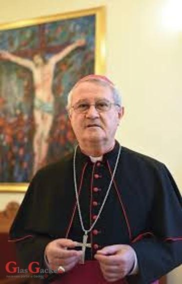 Biskup Križić vjernomu narodu u svezi korone