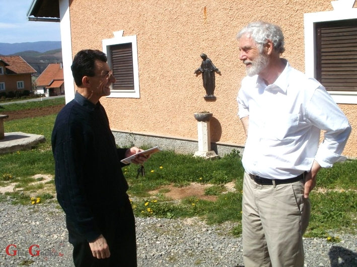 Michael O'Brien piše Hrvatima