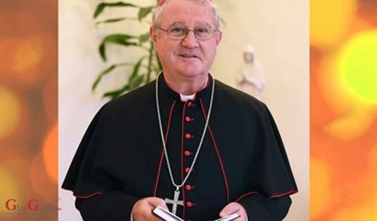 Poruka biskupa Križića