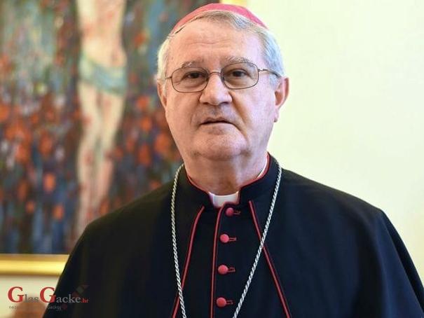 Poruka biskupa Križića u okolnostima koronavirusa