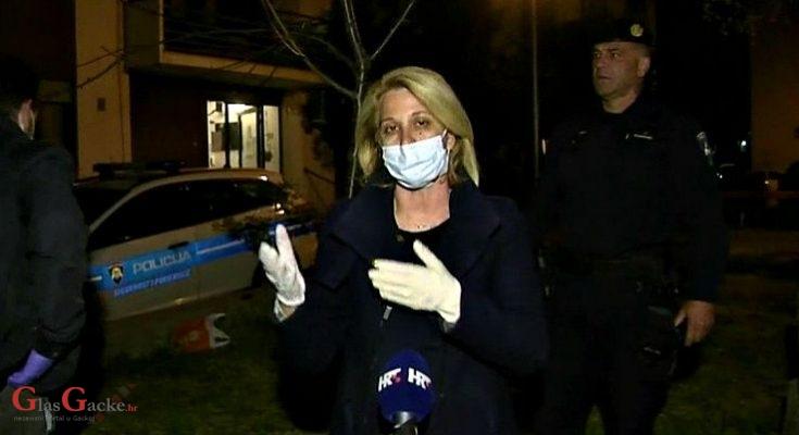 HTV-ova novinarka je mršnula policajca! Ni ona ni HRT nisu se ispričali