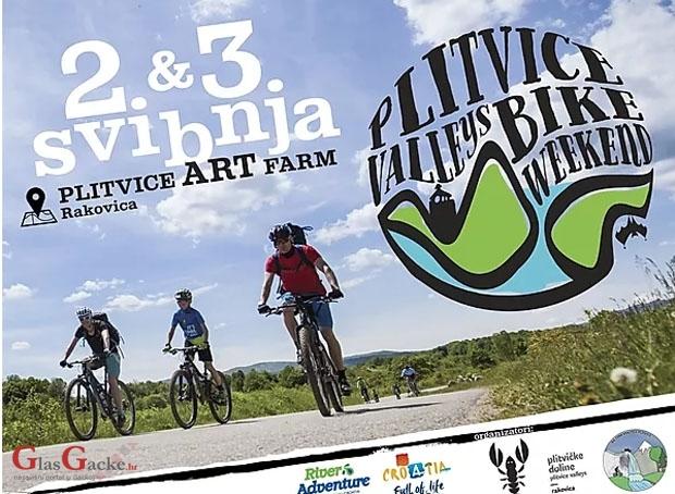 Plitvice Valleys Bike Weekend - prijave do 24. travnja