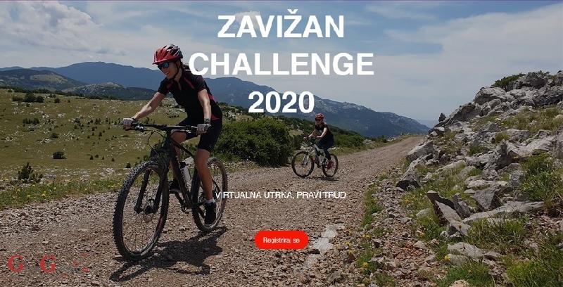 Prva virtualna biciklistička utrka u Hrvatskoj