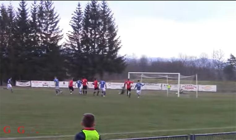 NK Gospić '91 - NK Otočac , 1 : 0