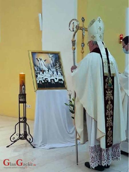 Misa za strijeljanu časnu sestru Žarku Ivasić