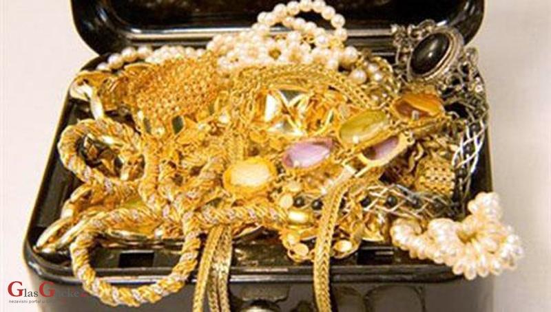 Ulovili ga u preprodaji ukradenog zlata