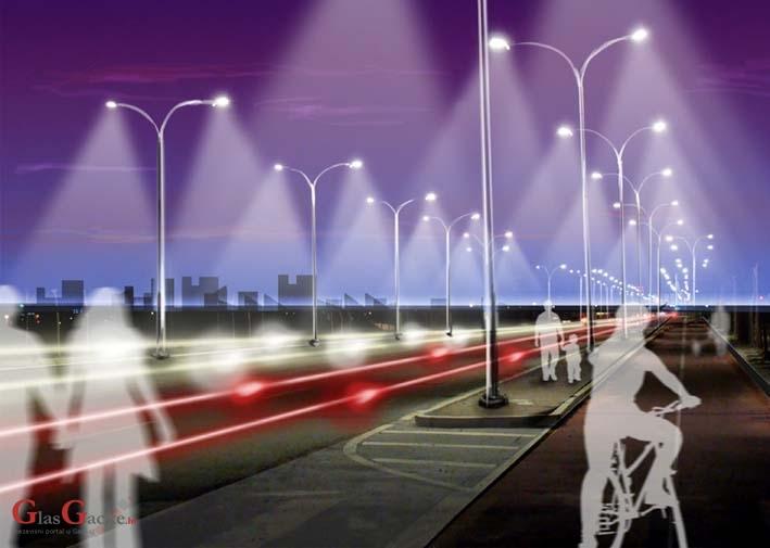 Sutra Pametna rasvjeta za pametne gradove