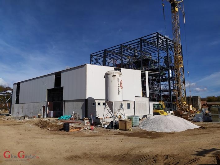 Kogeneracijska elektrana BE – TO Brinje ide prema svome dovršetku