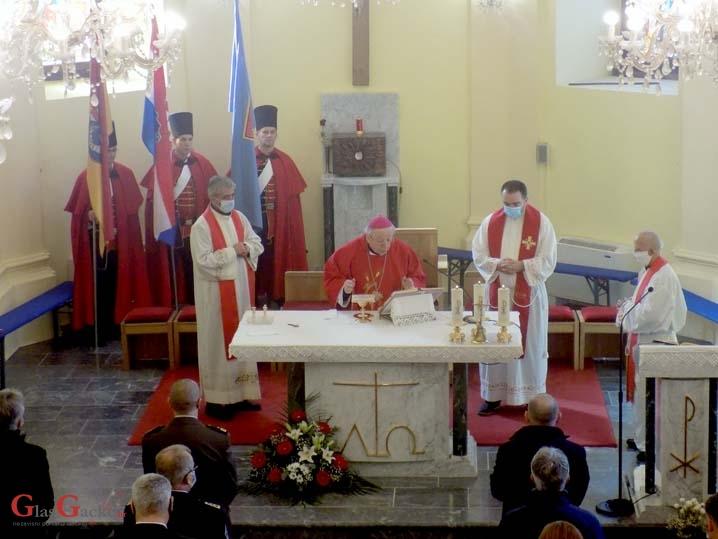 Biskup Bogović predvodio spomen-slavlje na obljetnicu progonstva Slunjana