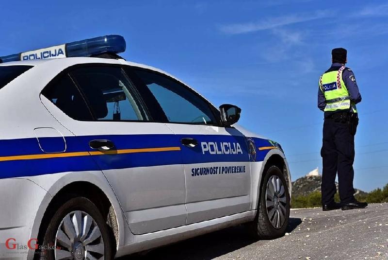 Osumnjičen za 28 kaznenih djela na području Policijskih uprava ličko-senjske i primorsko-goranske
