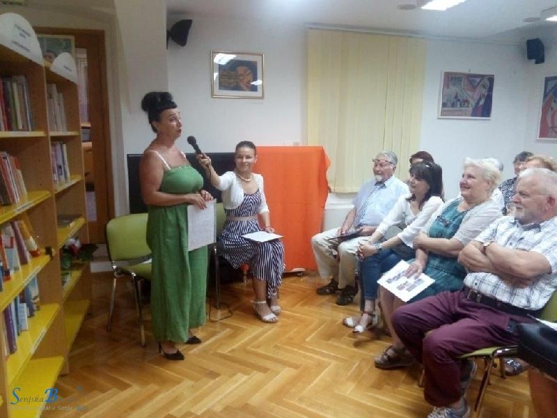 """Otvorena umjetnička izložba Davorke Škrgulja """"Ljepotice pod Nehajem"""""""