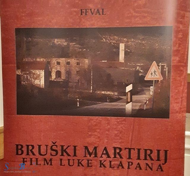 """Održana projekcija filma """"Bruški martirij"""""""