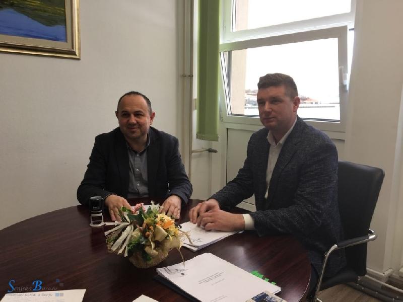 """Potpisan Ugovor o javnoj nabavi radova adaptacije dijelova elektro i strojarskih instalacija u Dječjem vrtiću """"Travica"""""""
