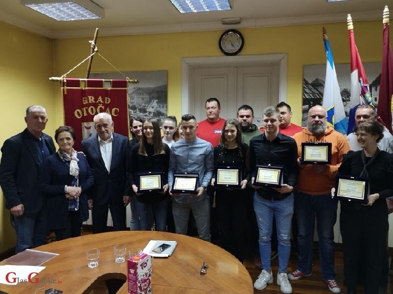 Proglašeni najbolji u sportu grada Otočca u 2019. godini