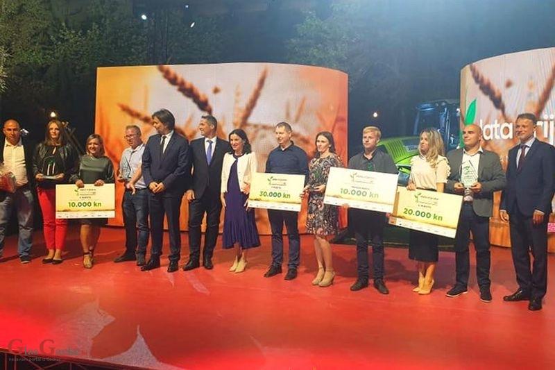 """OPG Mario Trbušić """"Zlata vrijedan"""" za 2020. godinu"""