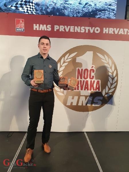 Antonijo Cvitković - Majstorina primio priznanja u 3 discipline Extreme Enduro, Super Enduro i CrossCountry