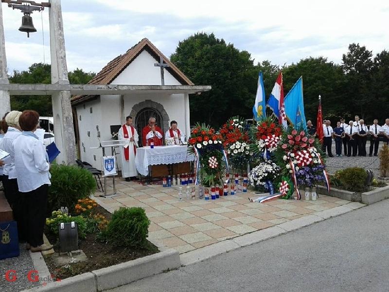 Obilježanavanje 28.godišnjice pogibije 4 policajca na Žutoj Lokvi
