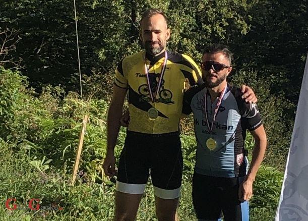 Hrvoje Mudrovčić državni prvak u MTB usponu, Toniju Mariću bronca