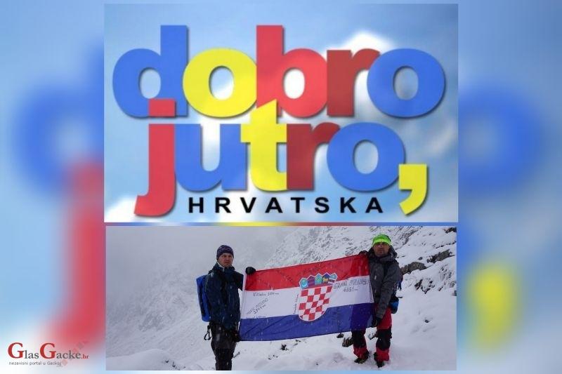 Krznarić i Piršljin gostuju u Dobro jutro, Hrvatska, pratimo ih.