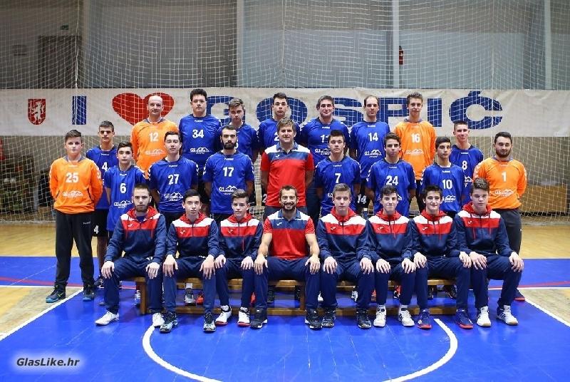 Podržimo rukometaše Gospića u prvoj domaćoj utakmici nove sezone