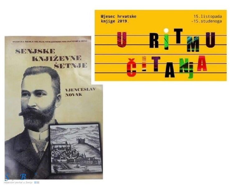 "Promocija knjižice "" Senjske književne šetnje - Vjenceslav Novak """