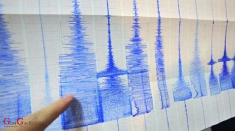 Potres u Otočcu  i Korenici