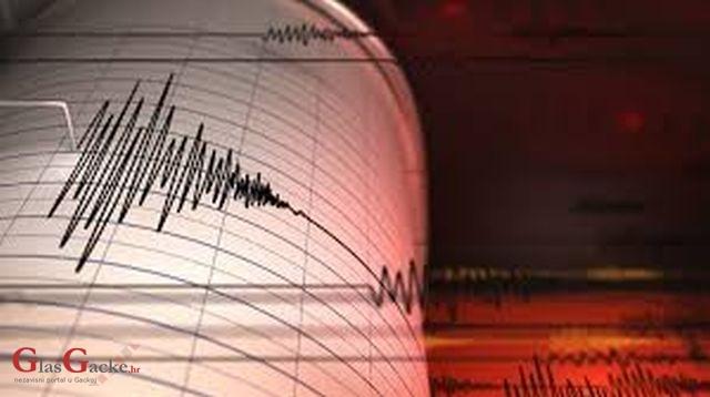U Gackoj sinoć podrhtavanje tla - potres !