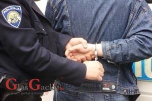 Dvije osobe osumnjičene za više kaznenih djela