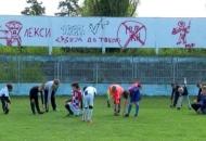 Vukovar – osvanuli grafiti koji vrijeđaju hrvatsku policiju i veličaju Srbiju