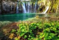 Vode opale, Plitvička jezera dostupna posjetiteljima