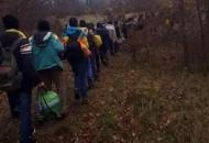 Pobuna u Perušiću: Mještani zbog mraka strahuju od migranata