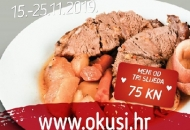 Dani okusa hrvatske tradicije - od 15. do 25. studenoga