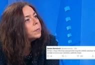 Novinarka Hine Hrvatima poželjela obilje korona virusa i nestašicu maski