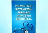 Suspendirani preventivni sistematski pregledi hrvatskih branitelja