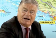 SRPSKI PISAC ŠOKIRAO SVE: Planira raspad Hrvatske i zauzimanje Dubrovnika