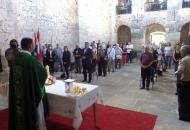 Dok u Srbu srbuju, u Boričevcu mole za žrtve četničkog pokolja