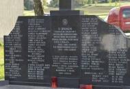 Razbijen spomenik HOS-u i HV-u kraj Križevaca