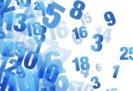 Kako pisati brojeve?