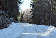 Uvjeti na cesti od ulaza Babić Siča i stanje u NP Sjeverni Velebit