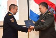 Ostović završio Ratnu školu Ban Josip Jelačić