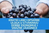 Natječaj za Kratke lance opskrbe i lokalna tržišta