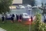 Zajedno s Grobarima i hrvatski policajci u napadu na mlade Hrvate