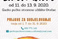 LIKOM GACKE - od 11. do 13. rujna