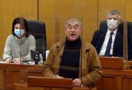 Prkačin zagrmio u Saboru: Hrvate se etnički čisti iz Vojvodine, Srbi su svjetski prvaci u činjenju zločina!