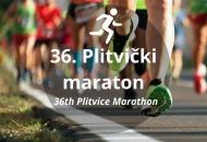 Plitvički maraton - 4. srpnja