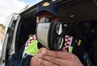 Rezultati provedene akcije 24-satnog nadzora brzine na području Policijske uprave ličko-senjske