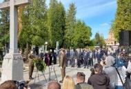 Započela komemoracija Bleiburške tragedije molitvom i polaganjem vije-naca na Gradskom groblju Mirogoj