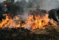 HVZ upozorava na opasnosti spaljivanja suhe trave i korova