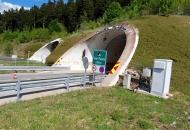 Radovi u tunelima Plasina i Grič