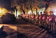 Misa za 56 poginulih pripadnika 9. gardijske brigade Vukovi